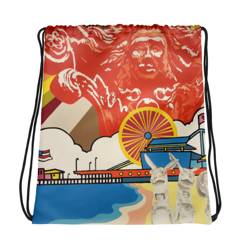 Funzone Drawstring Bag
