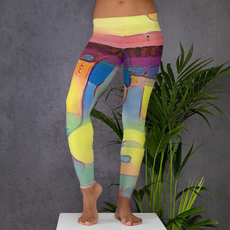 Hot Diggity Low Rise Yoga Pants