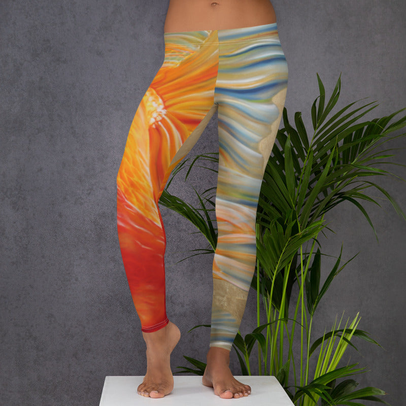 Parakrama Courage Low Rise Yoga Pants