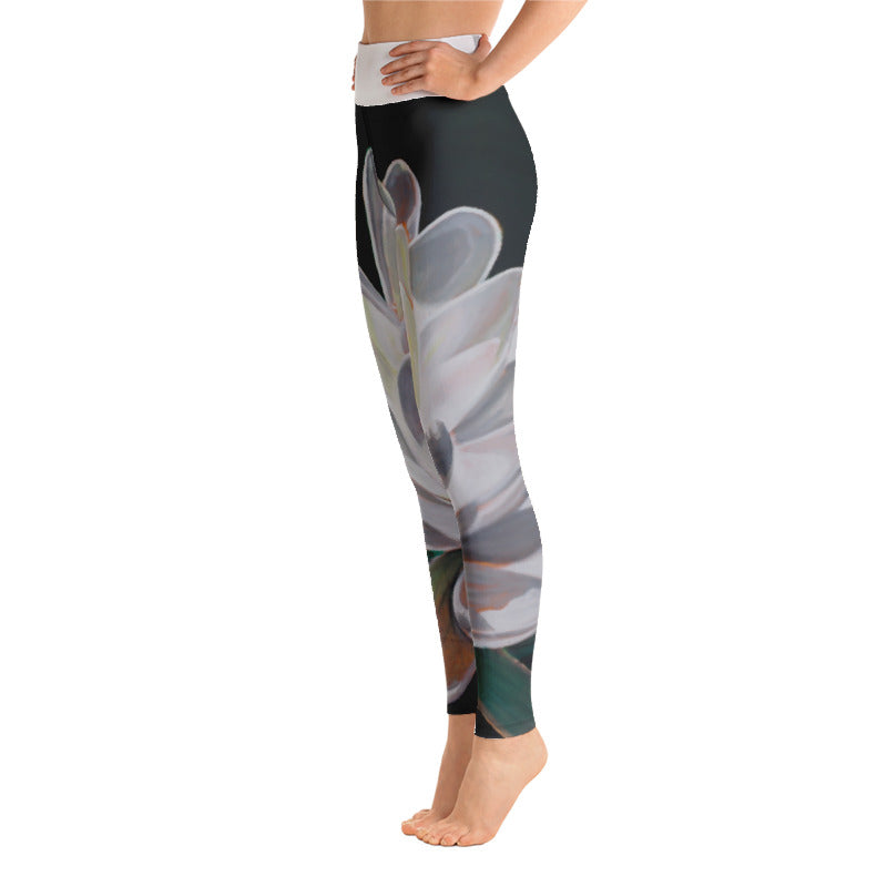 PARAKRAMA-NATURE HIGH RISE YOGA PANTS