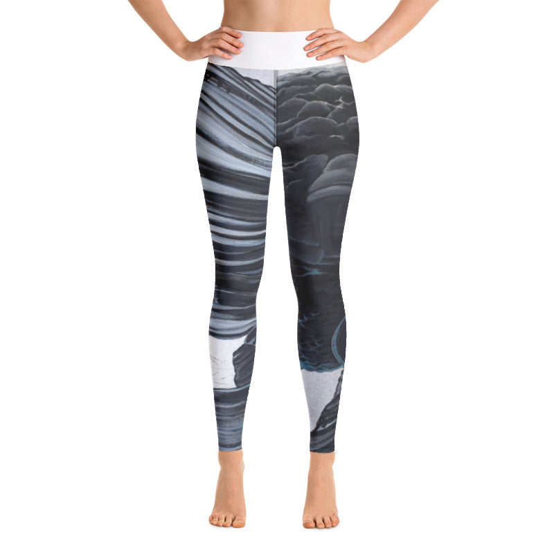 RAMA-DELIGHT HIGH RISE YOGA PANTS