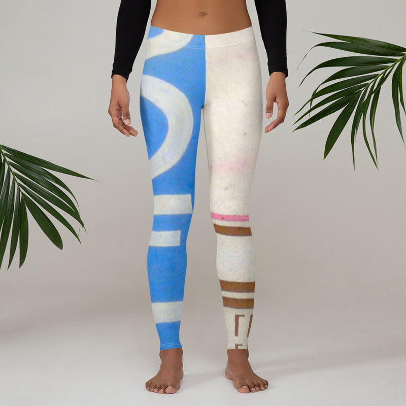 Soft n Creamy Low Rise Yoga Pants