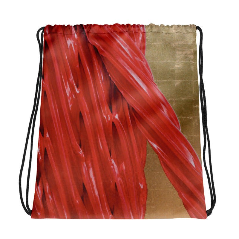 Twisters Drawstring Bag