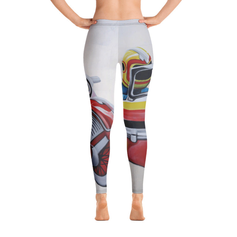 WIND-UP-WINNERS LOW RISE YOGA PANTS