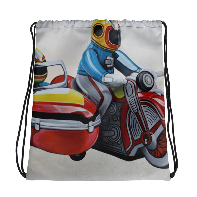 Windup Winners Drawstring Bag