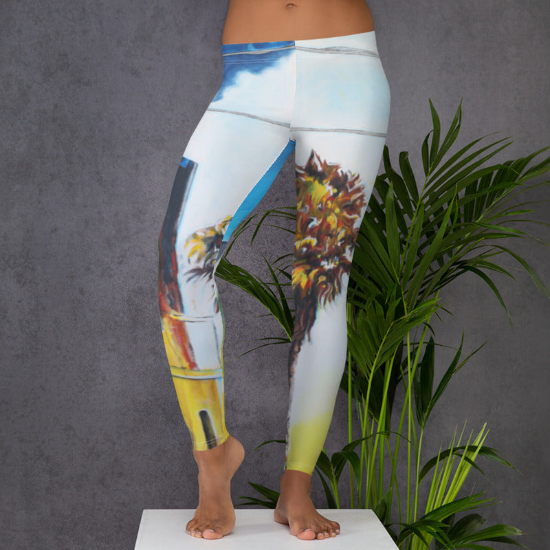 Windward and Pacific Low Rise Yoga Pants