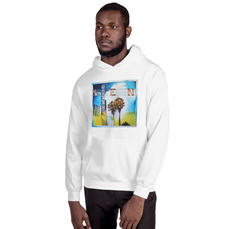 Windward and Pacific Men's Hoodie