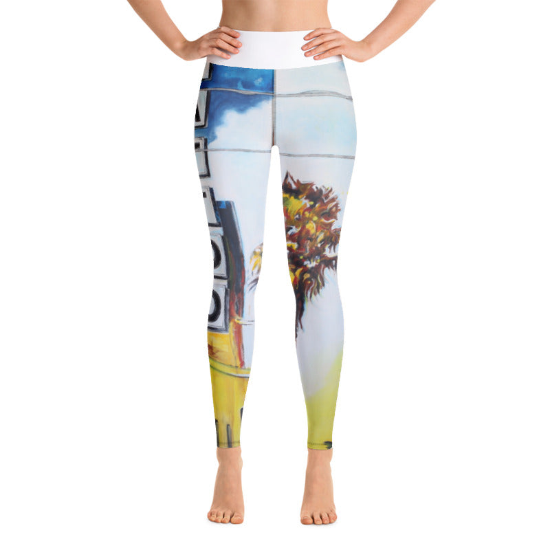 WINDWARD-AND-PACIFIC HIGH RISE YOGA PANTS