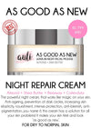 As Good As New- Night Cream