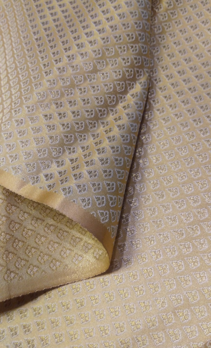 Pure silk blouse fabric