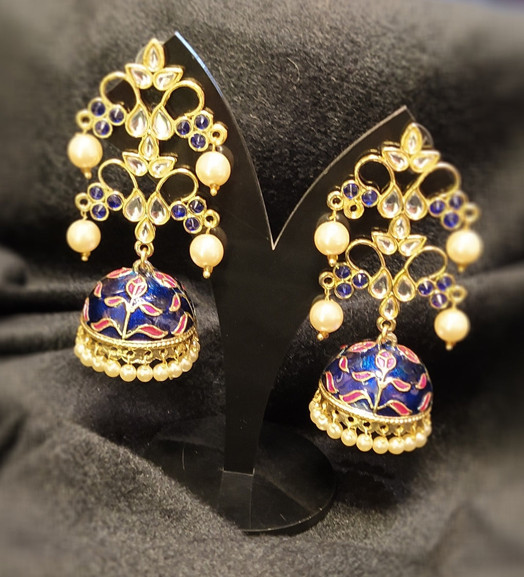 Jhoomar earrings