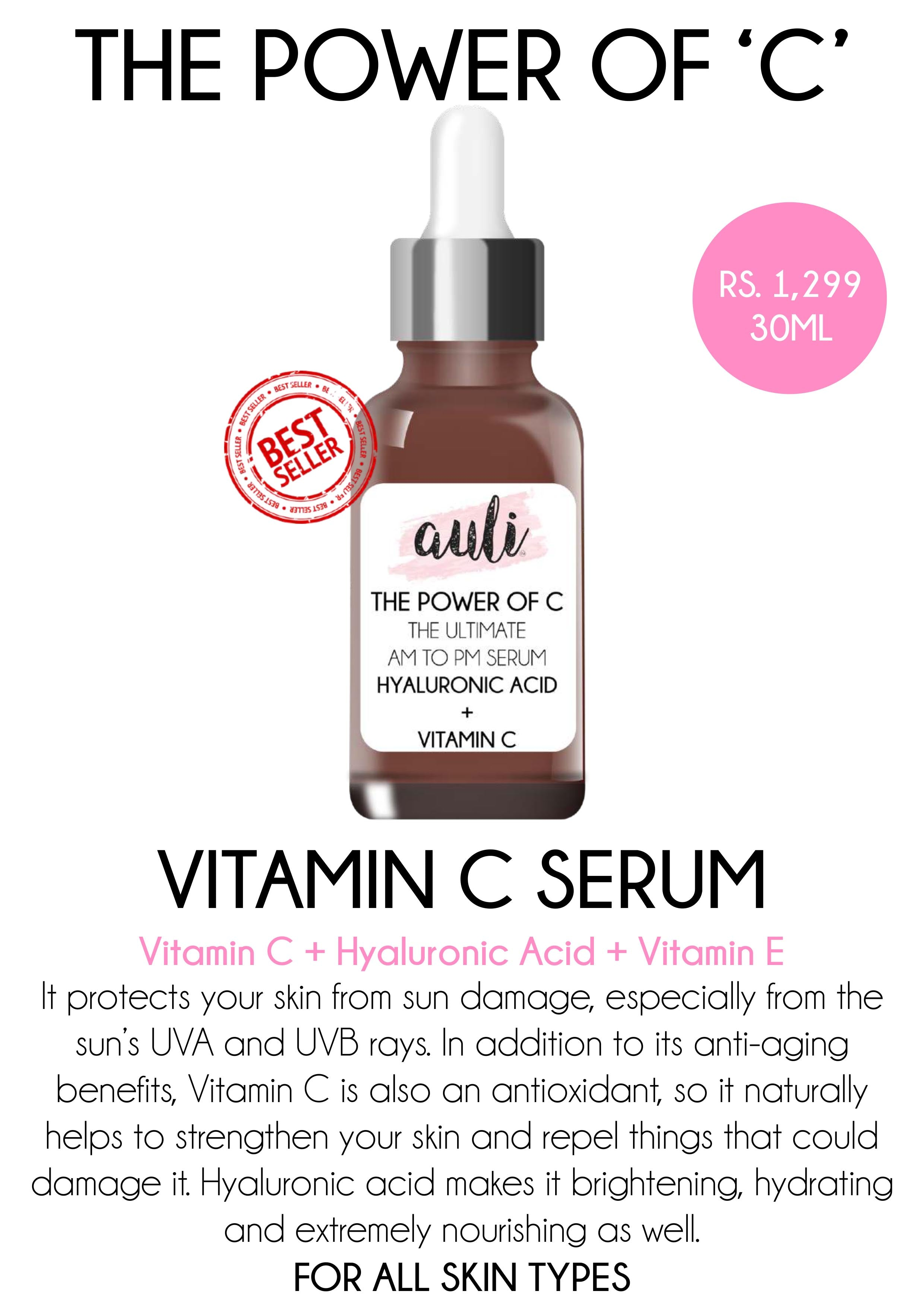 Power of C - Serum