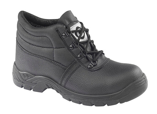 Progressive Chukka Style S1P Black Safety Boot