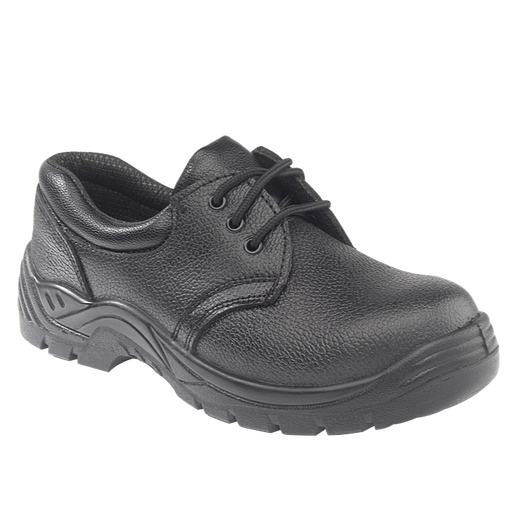 Progressive Chukka Style S1P Black Safety Shoe