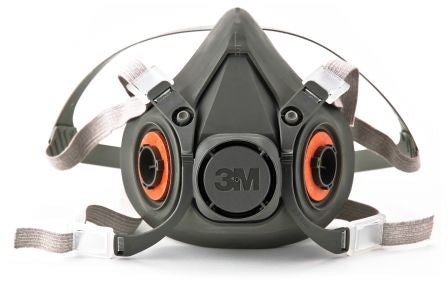 3M 6000 Series Particulate, Gas & Vapour Half Mask