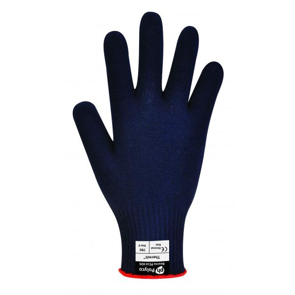 Polyco Thermit Blue Knitted Thermal Glove
