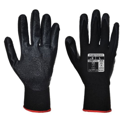 Portwest Dexi Grip A320 Gloves
