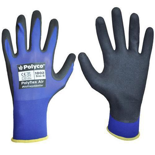 Polyco Polyflex Air Neoprene Palm Grip Glove
