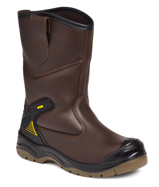 Apache AP305 Safety Rigger Boot S3