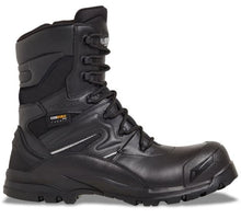 Load image into Gallery viewer, Apache Combat Safety Boot Black