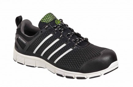 Apache Motion Waterproof Safety Trainer Black