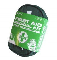 Single Person First Aid Kit Travel Pouch