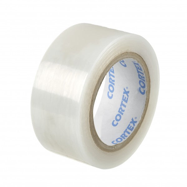 Clear Low Tac Protection Tape 100mm x 250mtr (Box of 12)