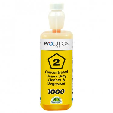 Cleenol Evolution 1000 Heavy Duty Cleaner and Degreaser 1000ml