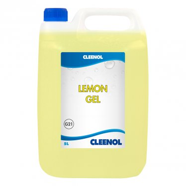 Cleenol Lift Lemon Floor Gel 5ltr