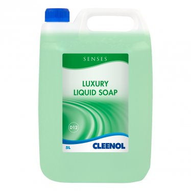Cleenol Senses Luxury Liquid Hand Soap 5Ltr