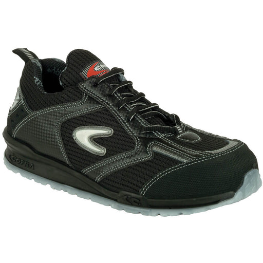 Cofra Kress ESD S1P Black Safety Trainer