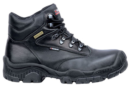 Cofra New Hurricane S3 WR SRC Black Safety Boot