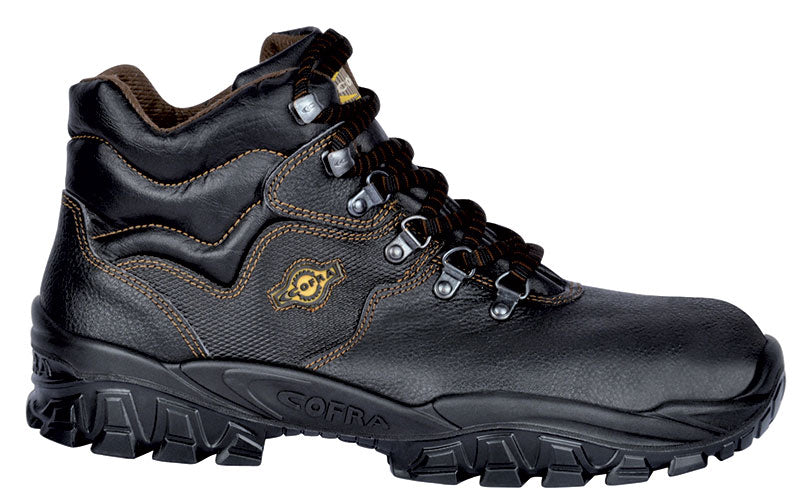 Cofra New Reno UK S3 SRC Black Safety Boot