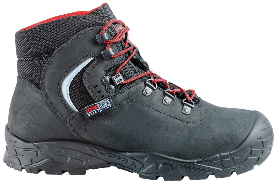 Cofra Summit UK S3 WR SRC Black Safety Boot
