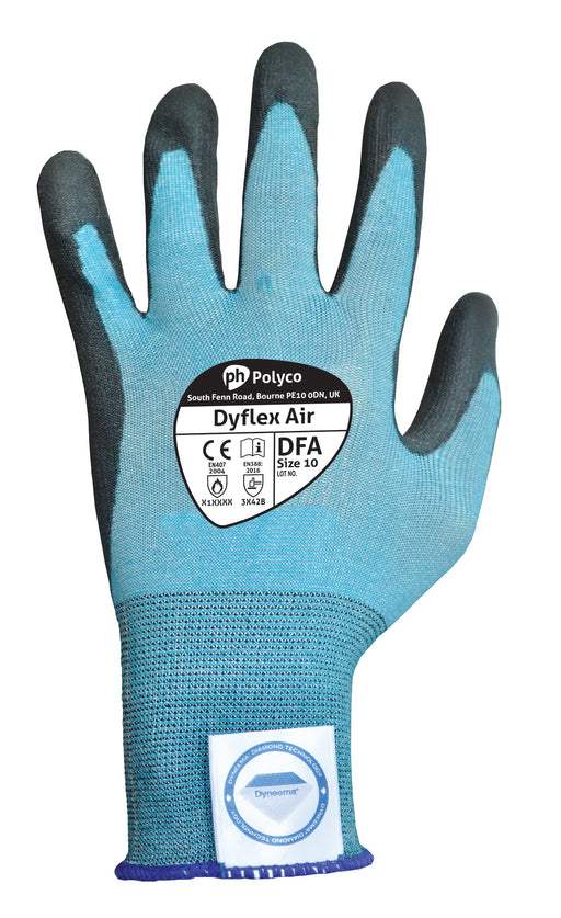 Polyco Dyflex Air Cut Resistant Glove