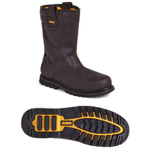 Load image into Gallery viewer, Dewalt premium rigger safety boot footwear similar to apache