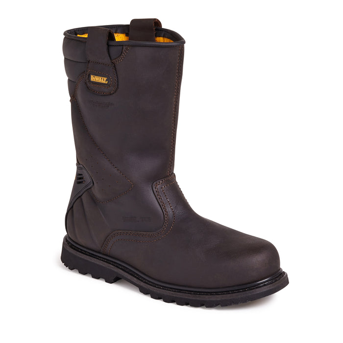 Dewalt Brown Safety Rigger Boot