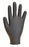 Polyco GL897 Black Nitrile Powder Free Disposable Gloves