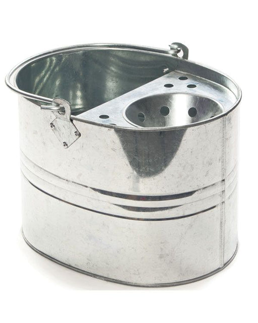 13 Ltr Galvanised Mop Bucket