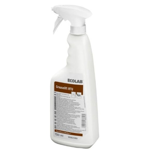 Ecolab Greaselift Degreaser
