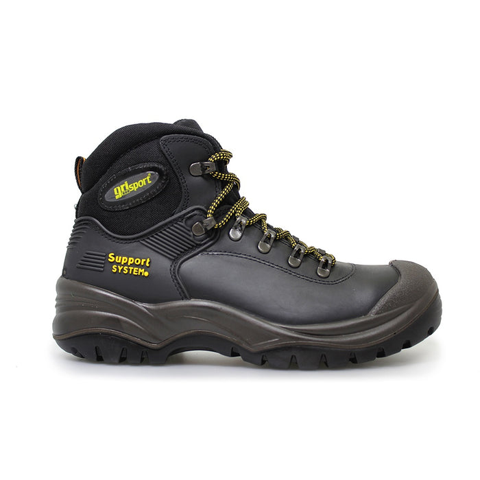 Grisport Comfort Contractors Safety Boot Black