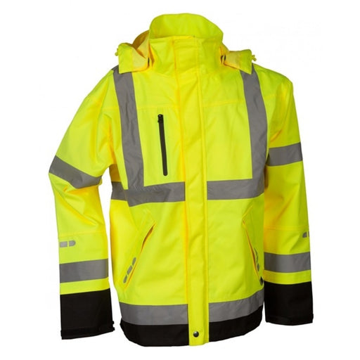 Lyngsoe Fox High Visibility Breathable Jacket 9057