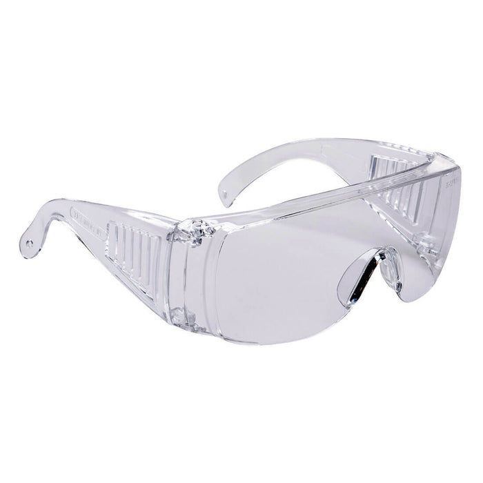 Portwest PW30 Clear Visitors Safety Glasses