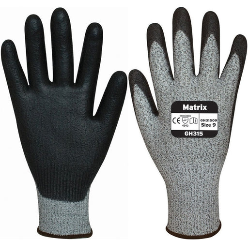 Polyco Matrix GH315 Cut 5 Glove