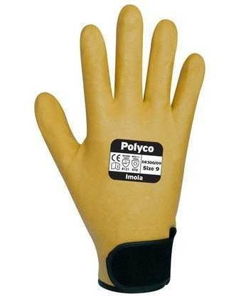 Polyco Imola Fleece Lined Driver Glove