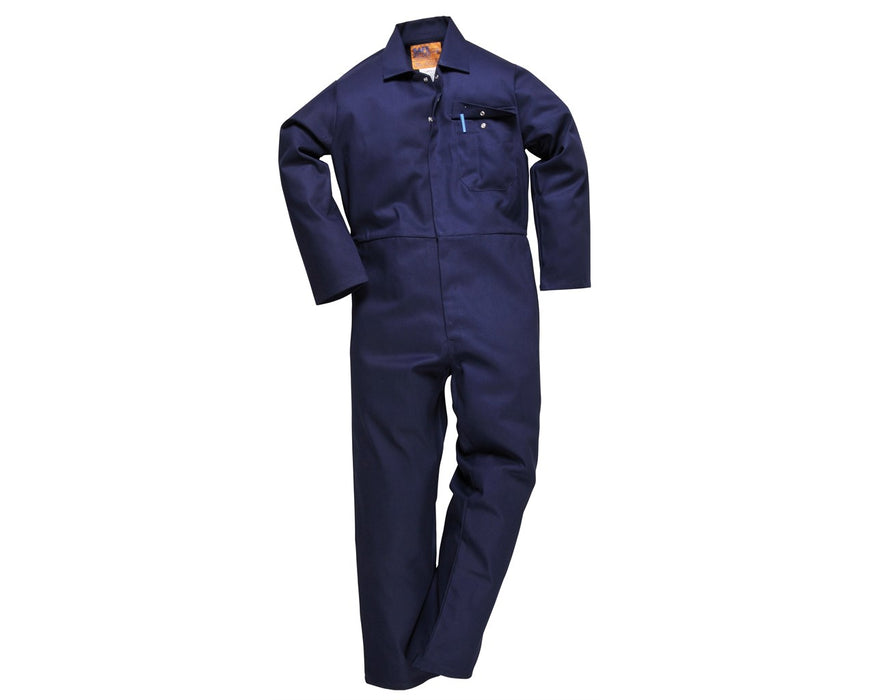 Portwest CE Safe Welder Coverall Navy