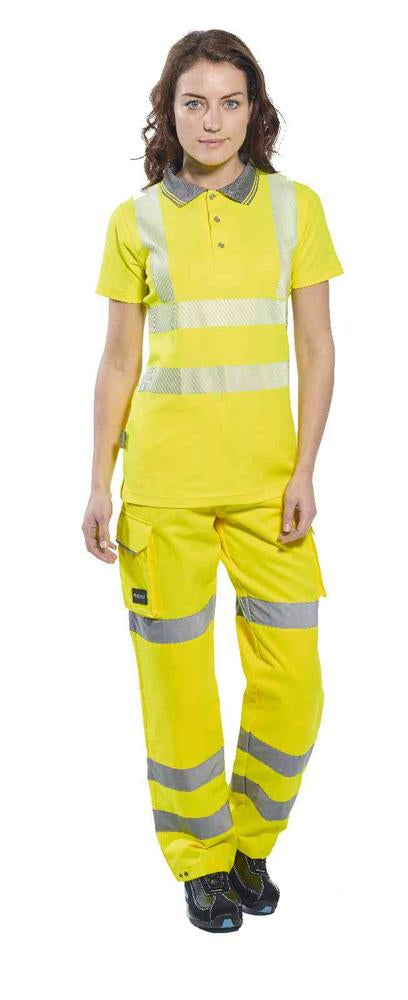 Portwest LW71 Ladies High Visibility Trousers