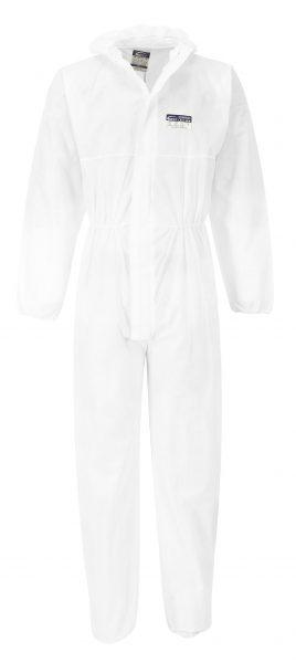 Portwest ST30 Disposable Coverall Boiler Suit
