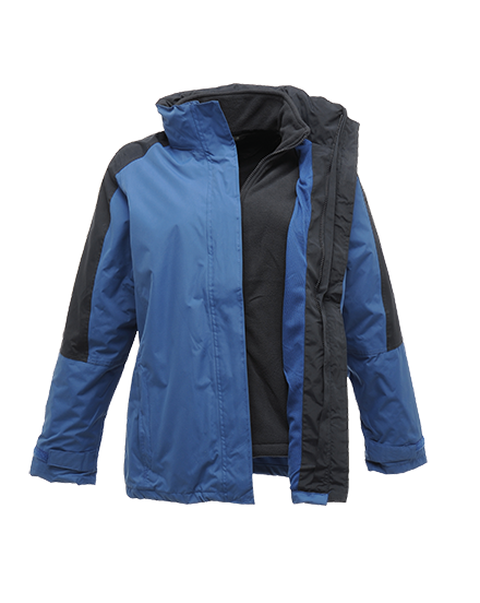 Regatta TRA132 Waterproof Ladies Defender III 3-1 Jacket