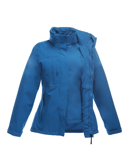 Regatta TRA144 Ladies Kingsley 3-1 Jacket (With Soft Shell Inner)